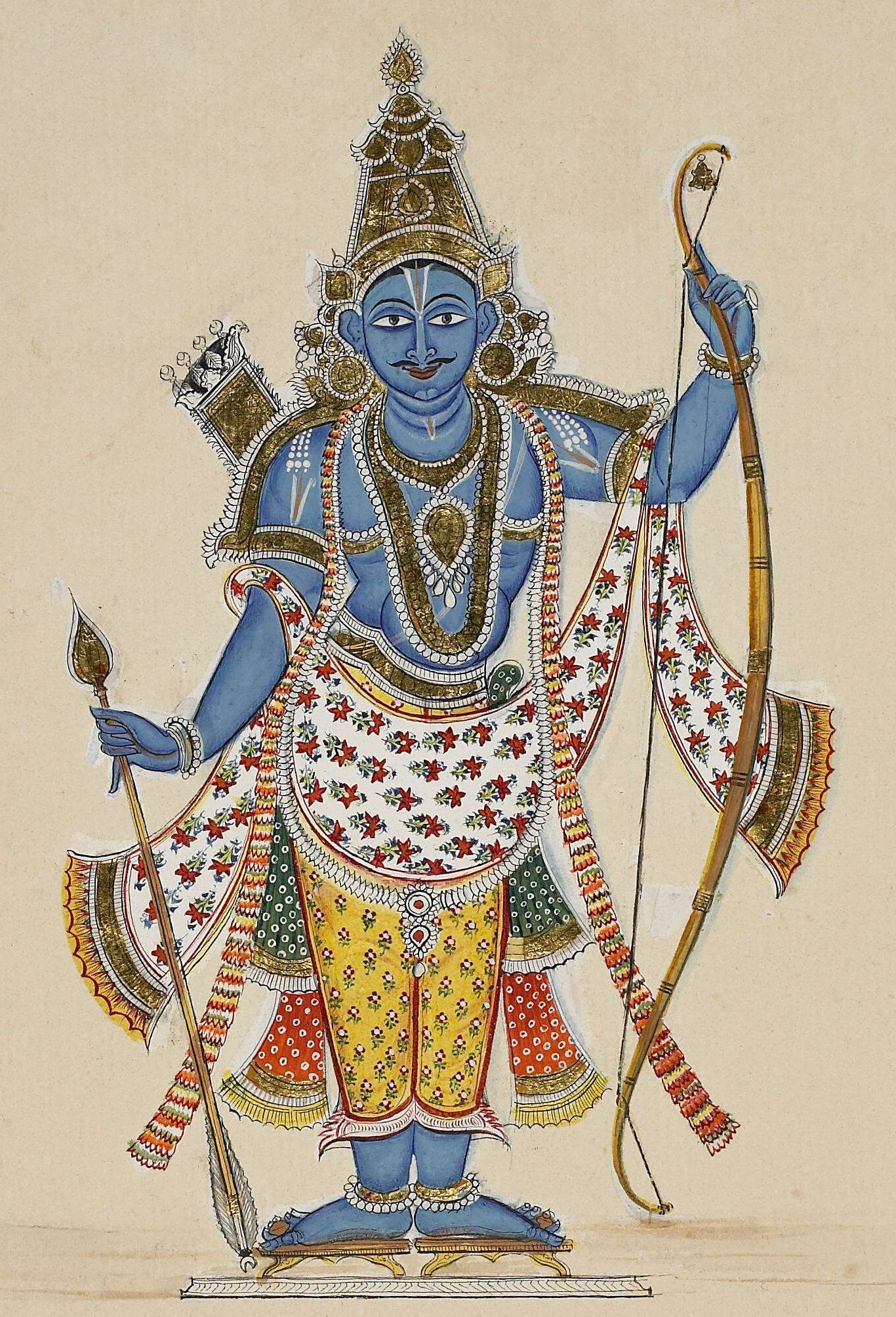 [Bild: Lord_Rama_with_arrows.jpg]