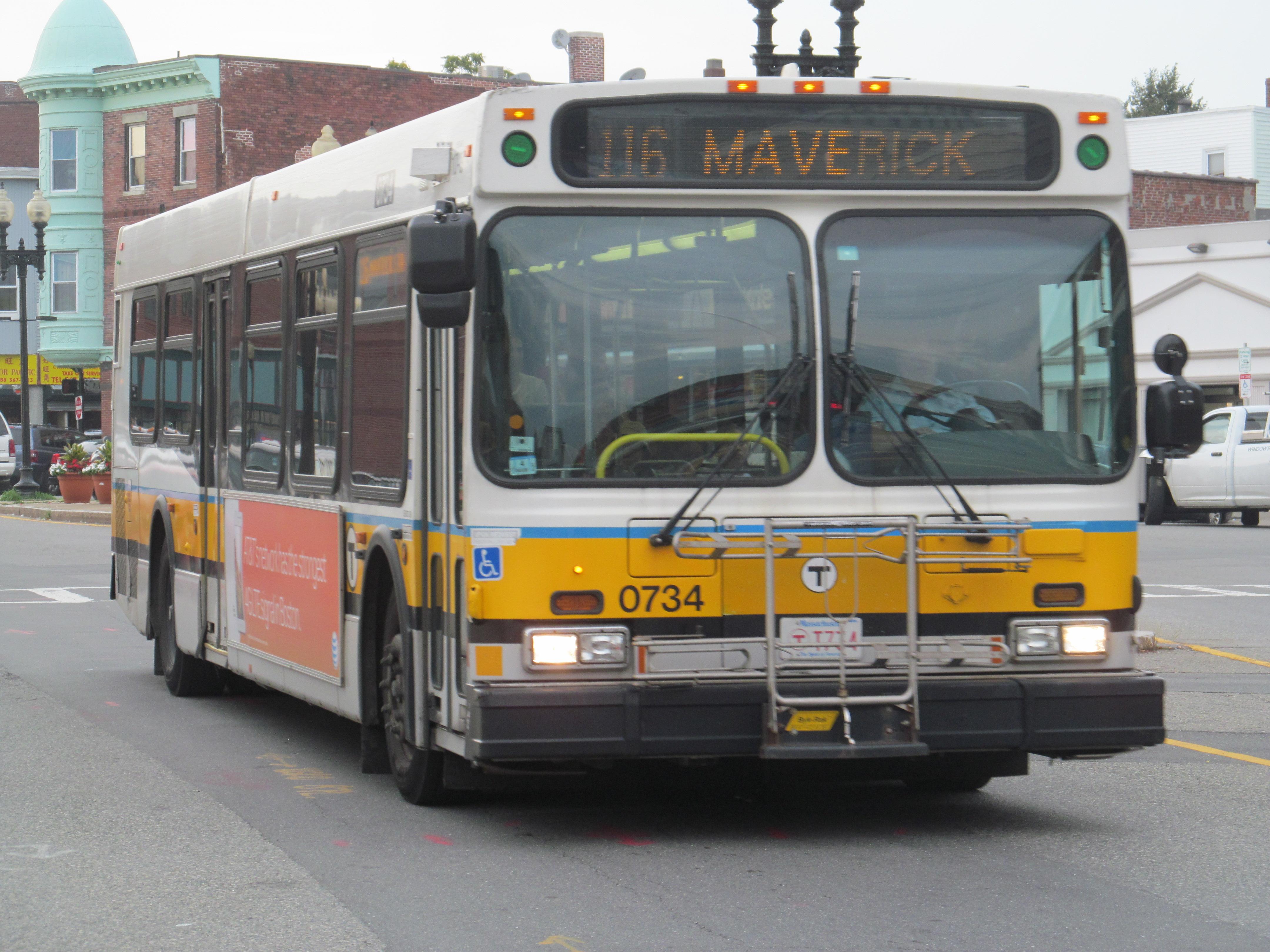 file:mbta route 116 bus on meridian street, august 2015
