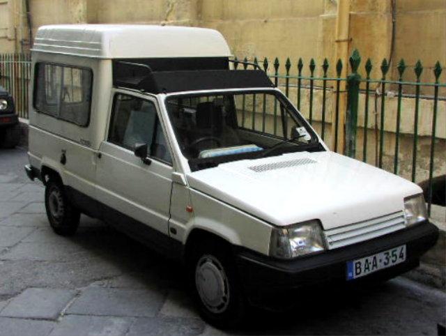 Seat Terra - La mejor furgoneta de España MHV_Seat_Terra_01