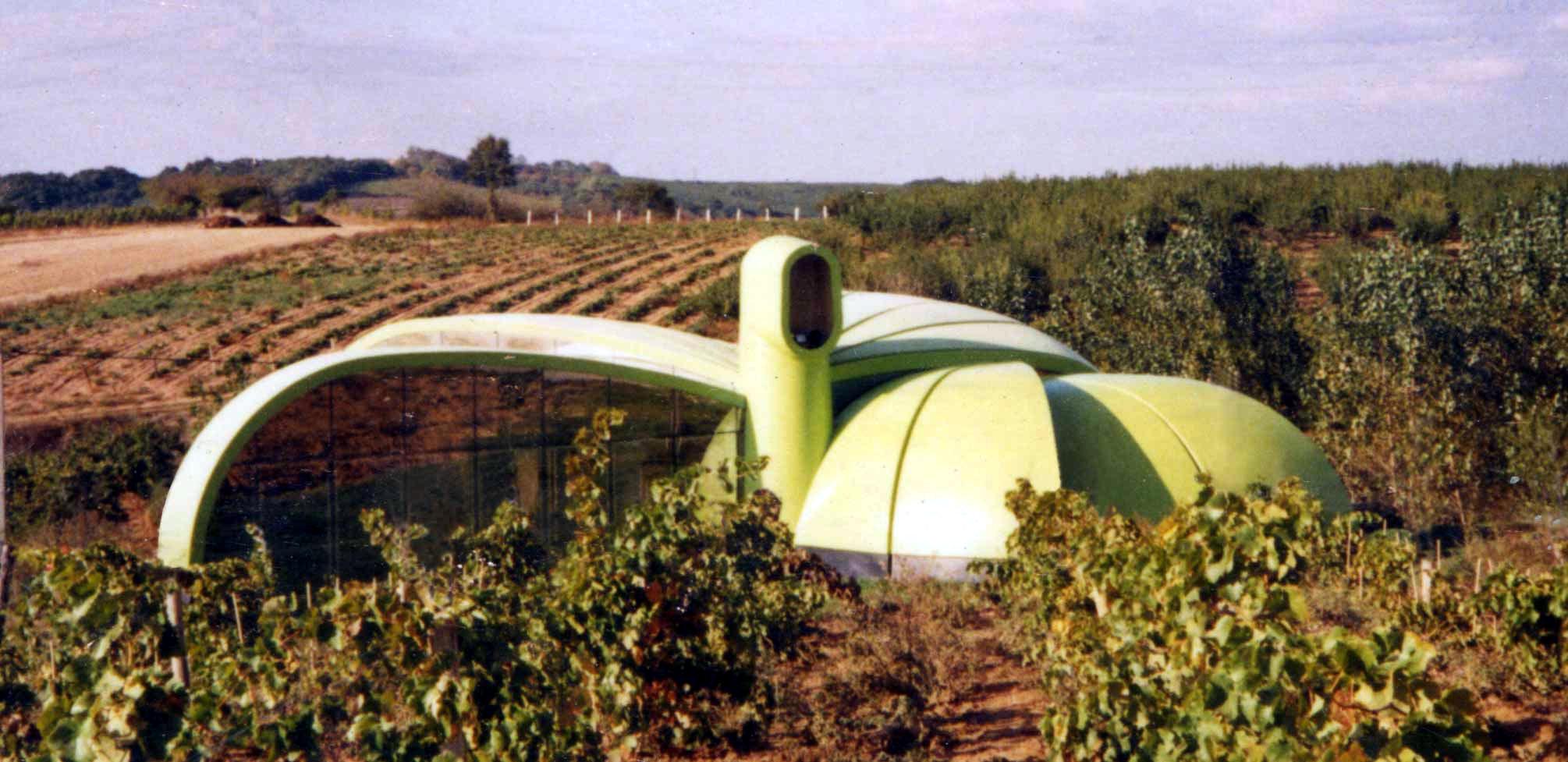 Crozes hermitage aoc wikiwand for Maison bioclimatique
