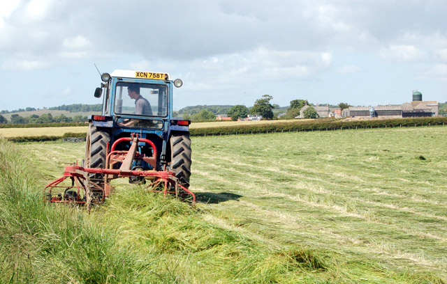 process of making silage