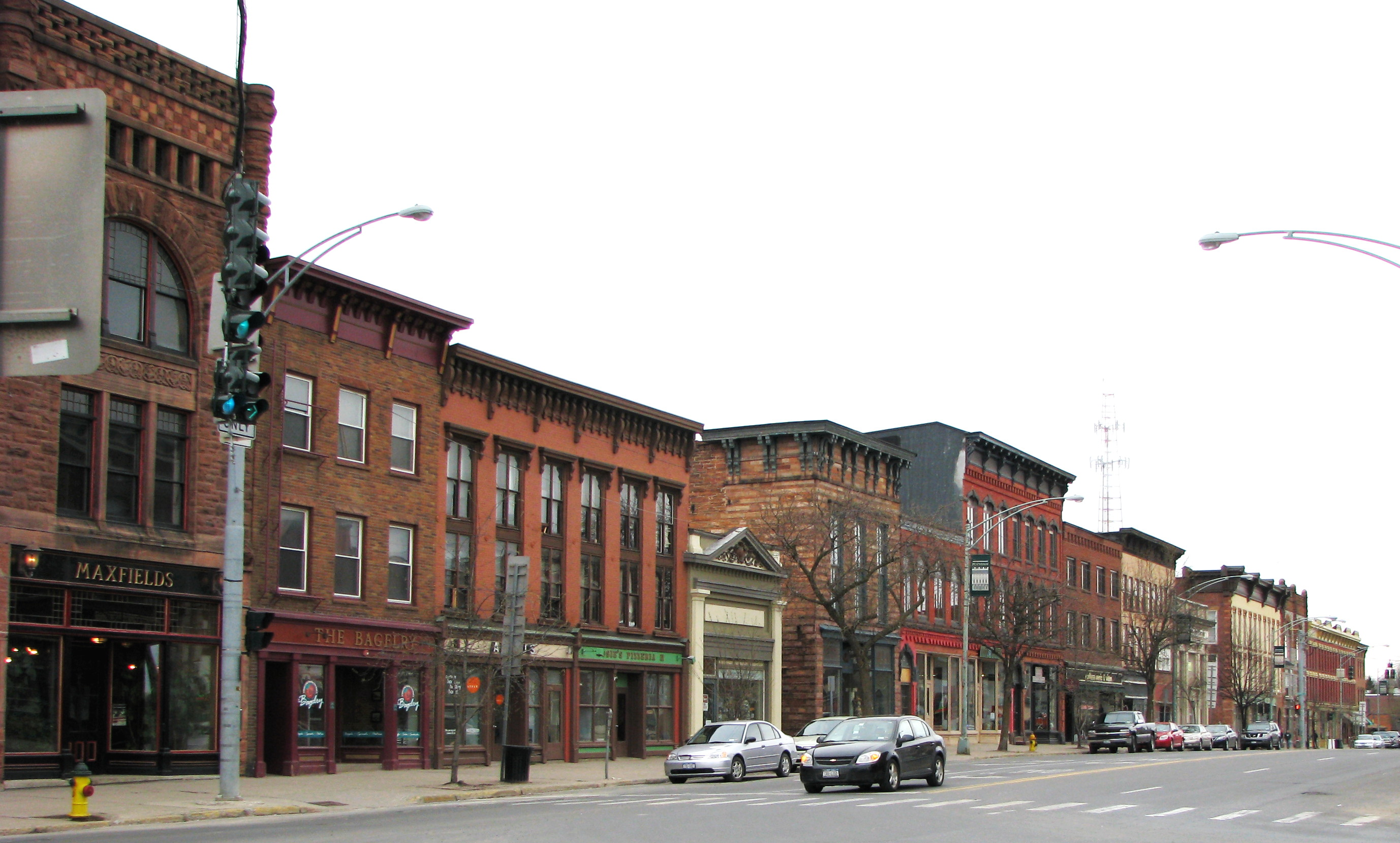 Market Street Historic District (Potsdam, New York) - Wikiwand