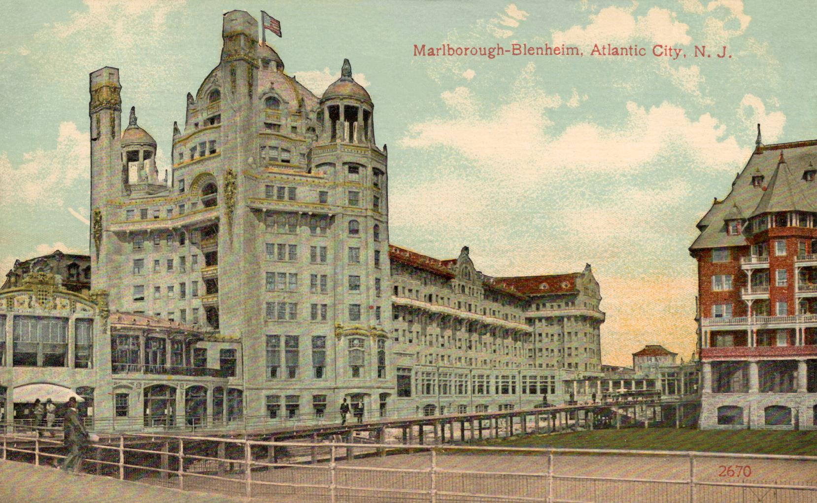 hotels atlantic city jersey