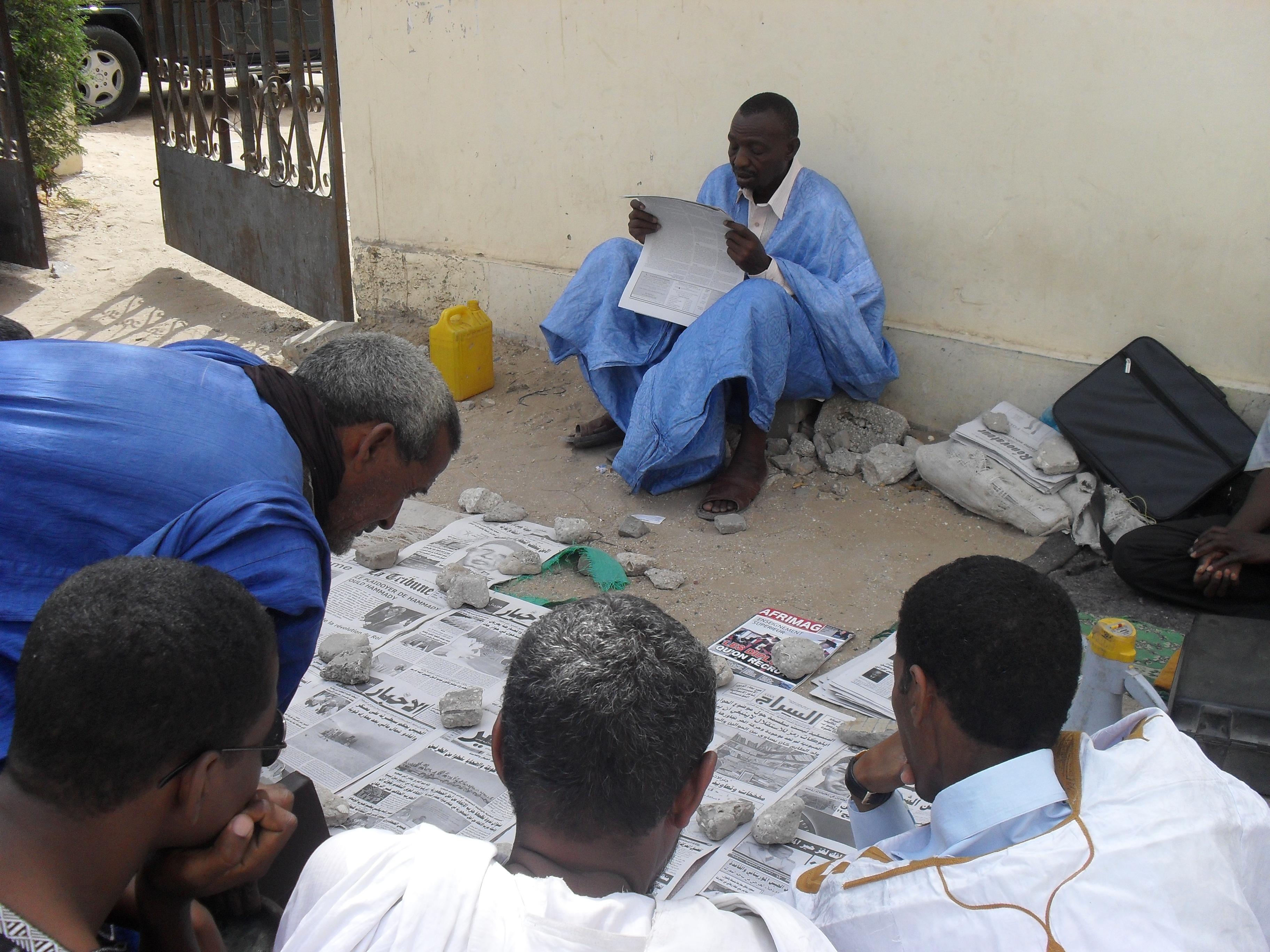 File:Mauritanie-Dépénalisation des délits de presse.jpg ...