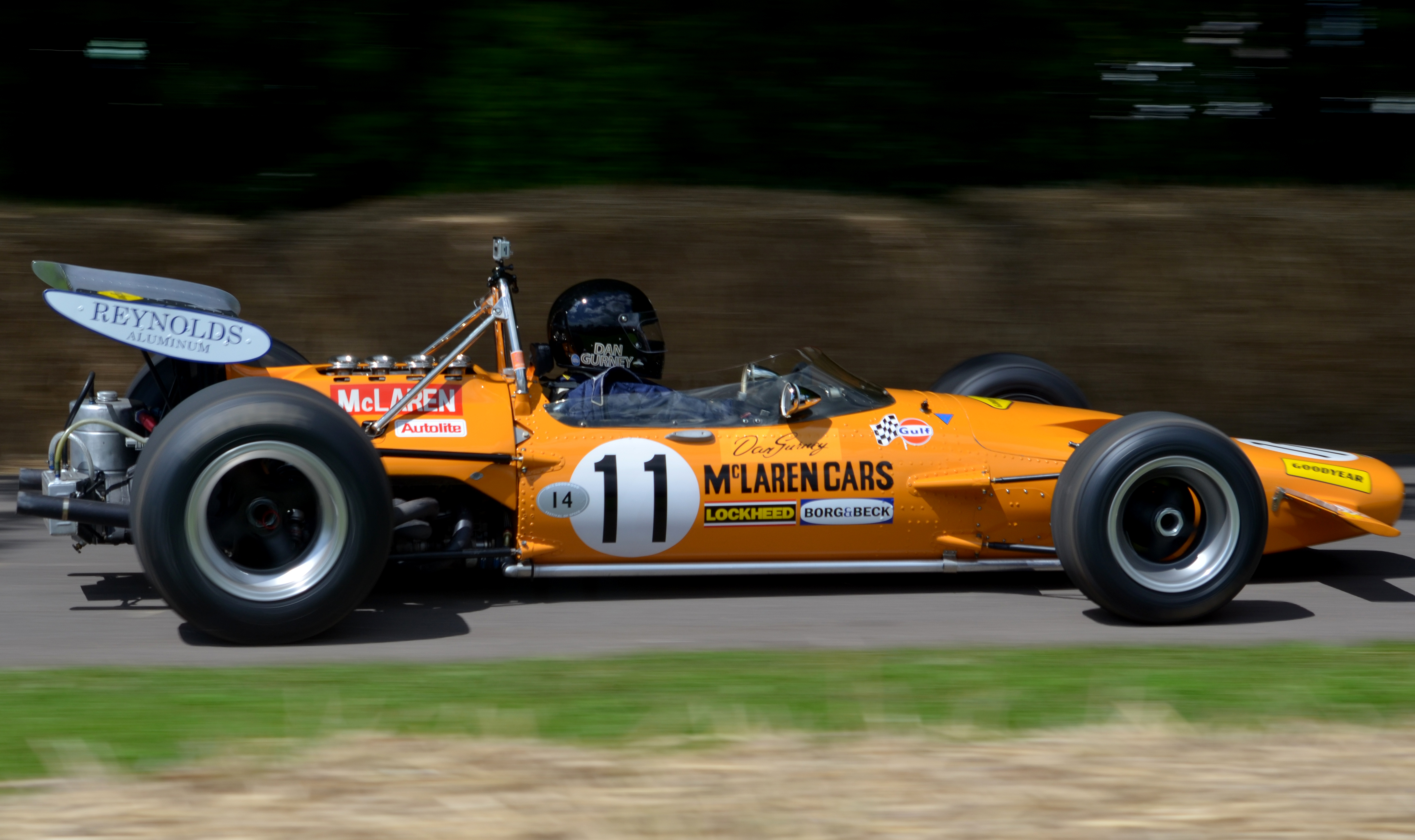 File Mclaren M14a At Goodwood 2012 1 Jpg Wikimedia Commons