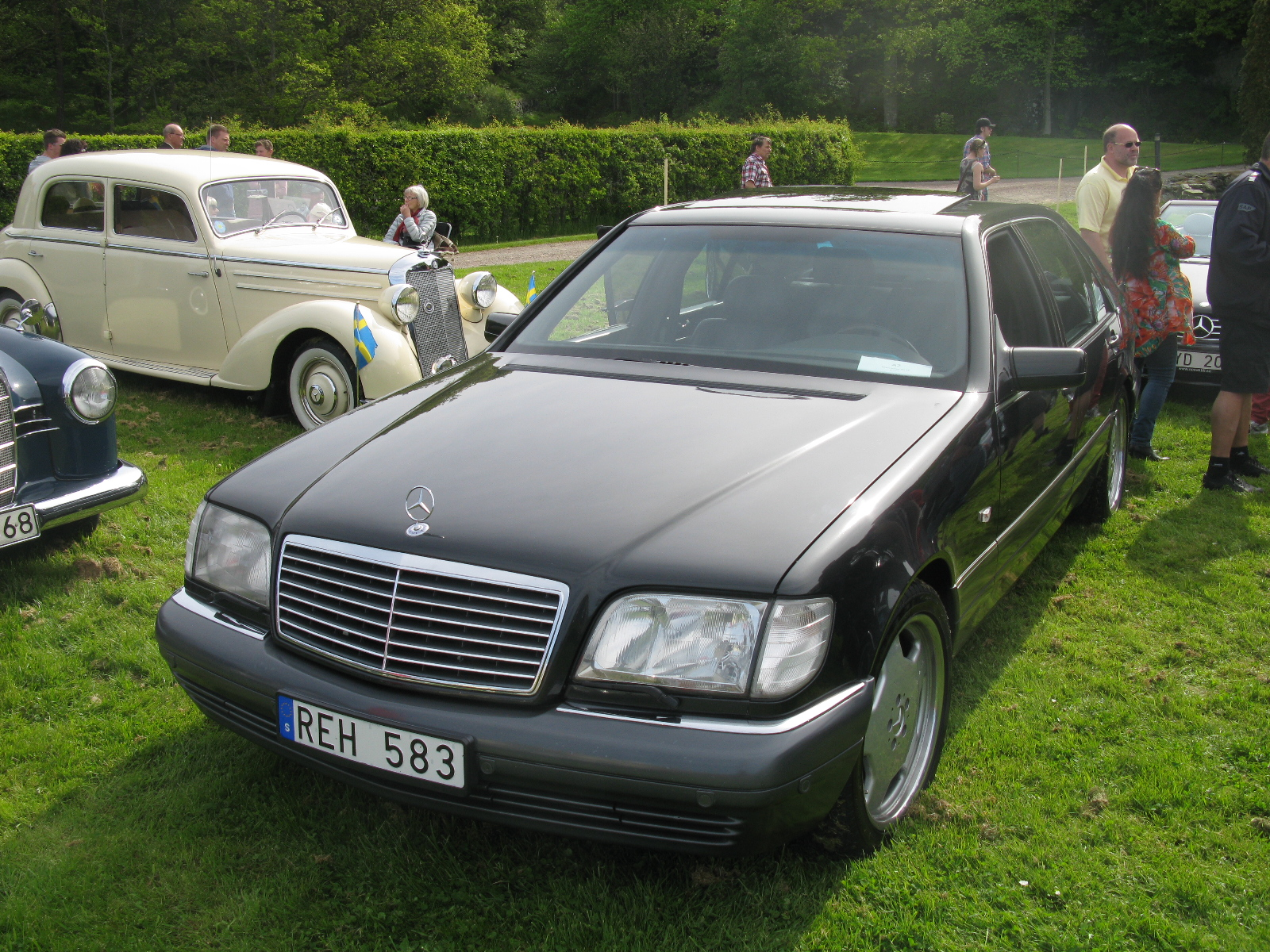 Mercedes s600 wiki for Mercedes benz s600 amg