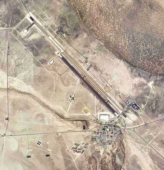 Michael Army Airfield Wikipedia - Michaels us map