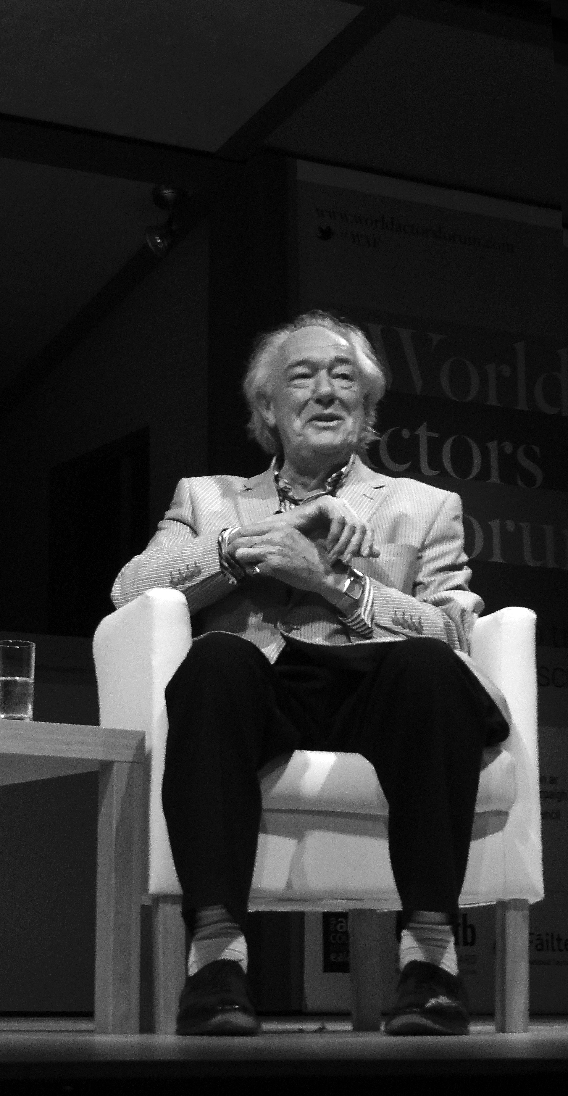 Michael Gambon – Wikipedie