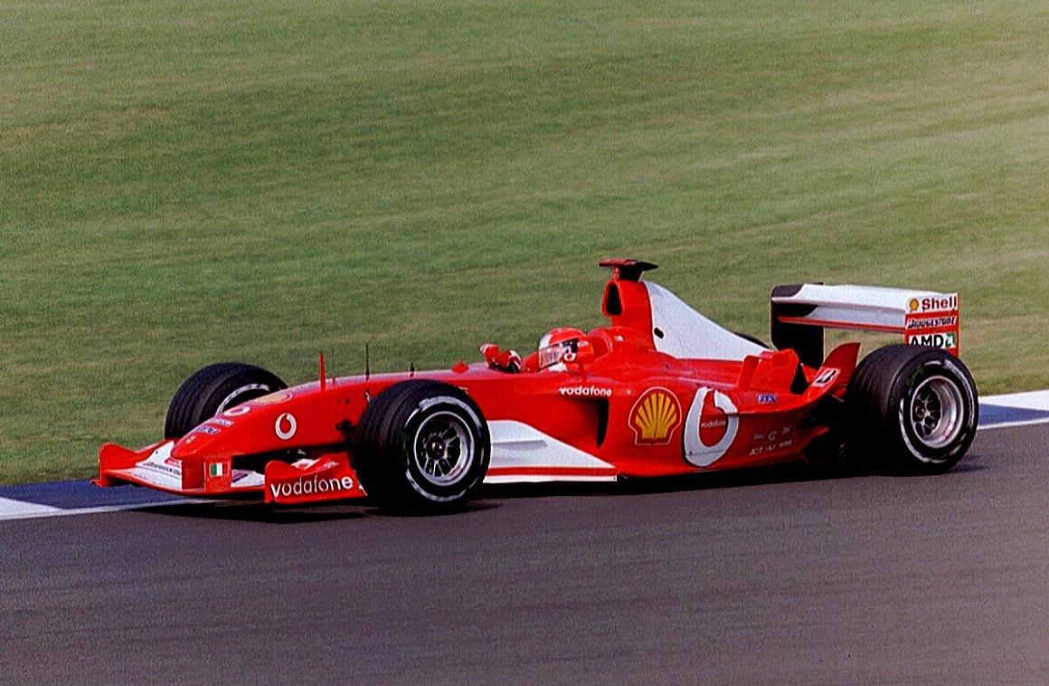 Ferrari F2003 Ga Wikipedia