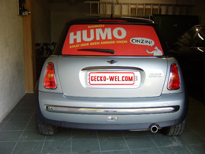 Mini Cooper with Humo advertisement.jpg