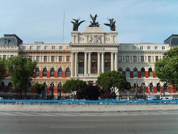 Ministerio de Agricultura de España