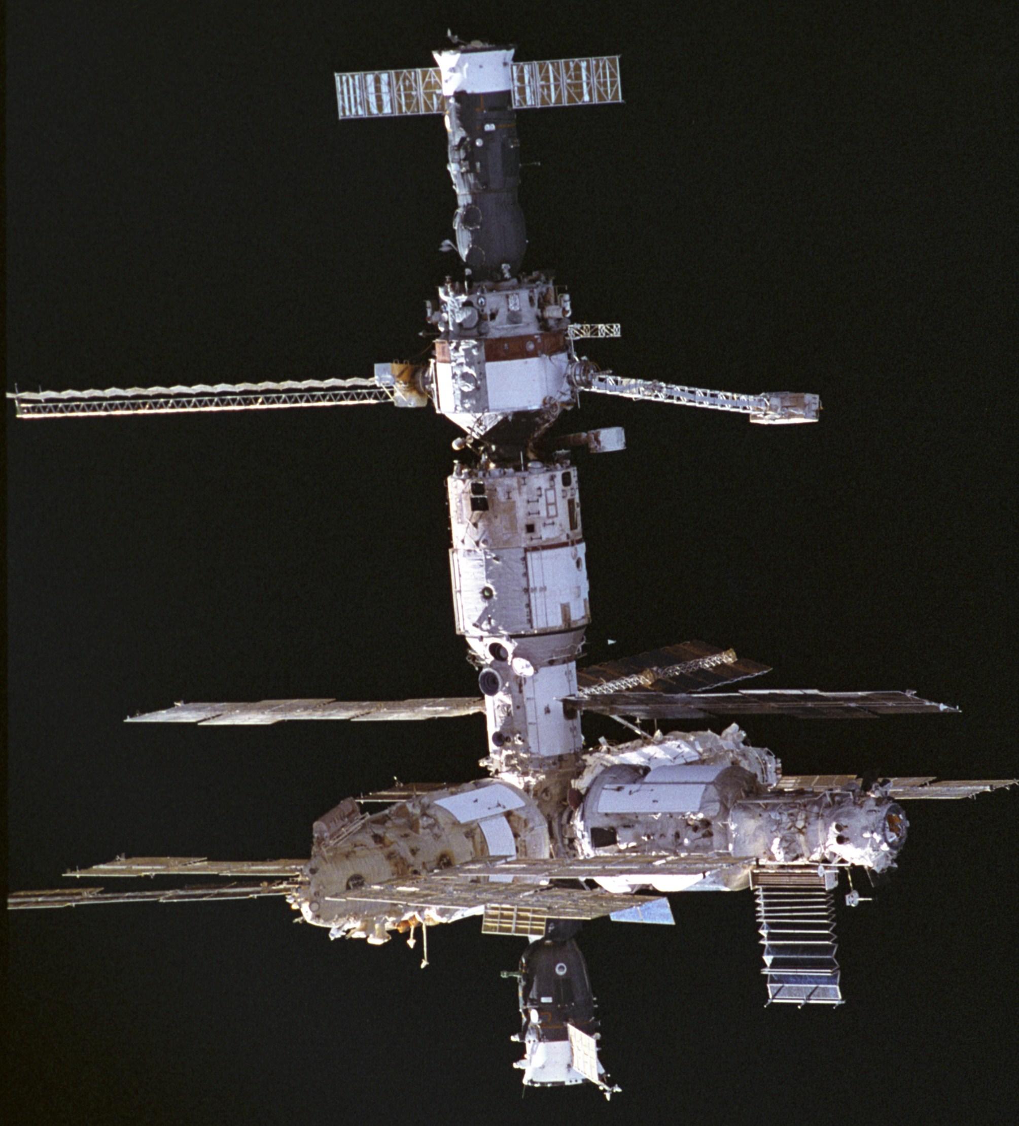 ksp space station mir - photo #17
