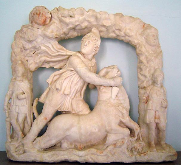 Mithras tauroctony
