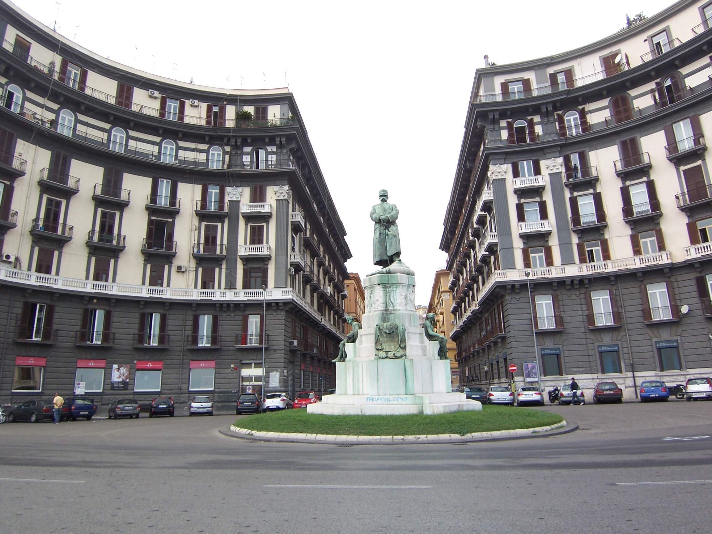 Da Via Umberto  Catania A Villa Hamalia