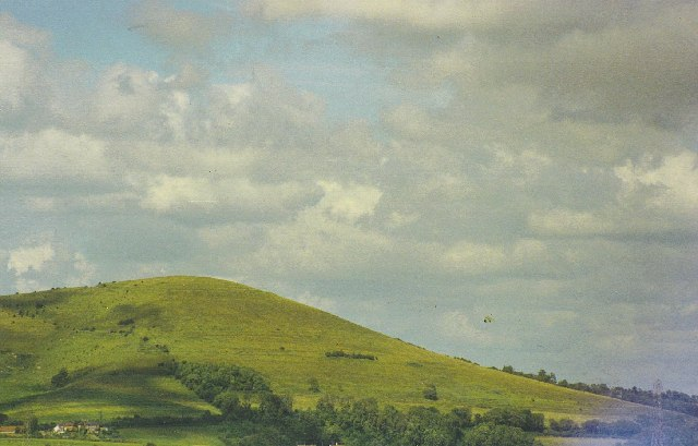 Mount Caburn - geograph.org.uk - 94324
