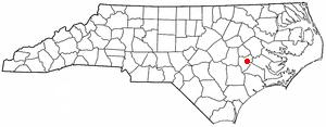 Kinston, North Carolina City
