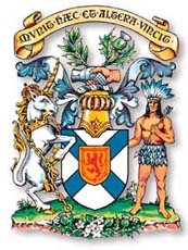 Coat of arms of :en:Nova Scotia