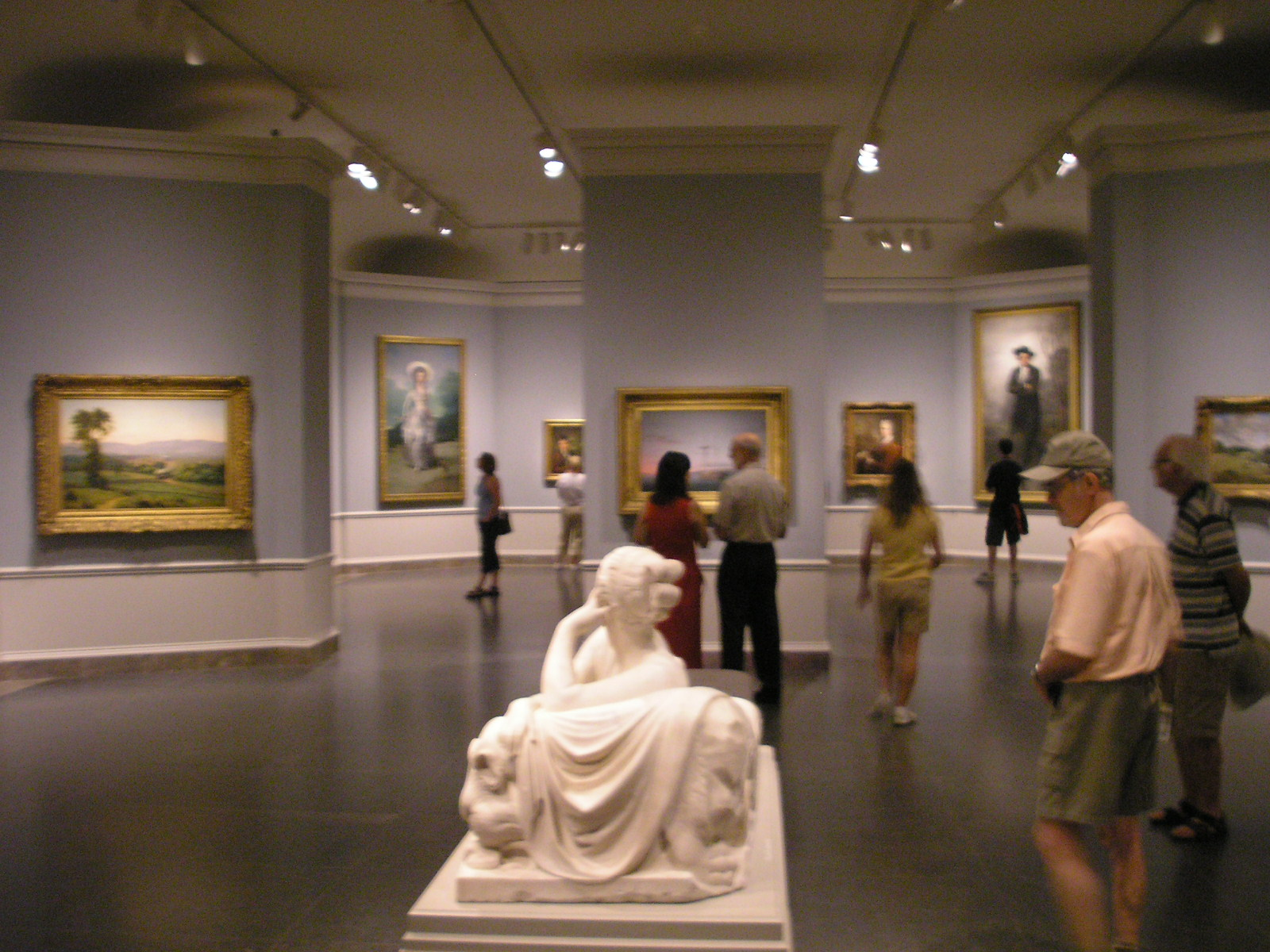 Description national gallery of art dc 2007 001