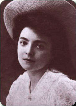 Nelly Sachs 1919 - Quelle: Wikipedia commons