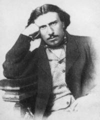 Николай Лесков. 1860 год