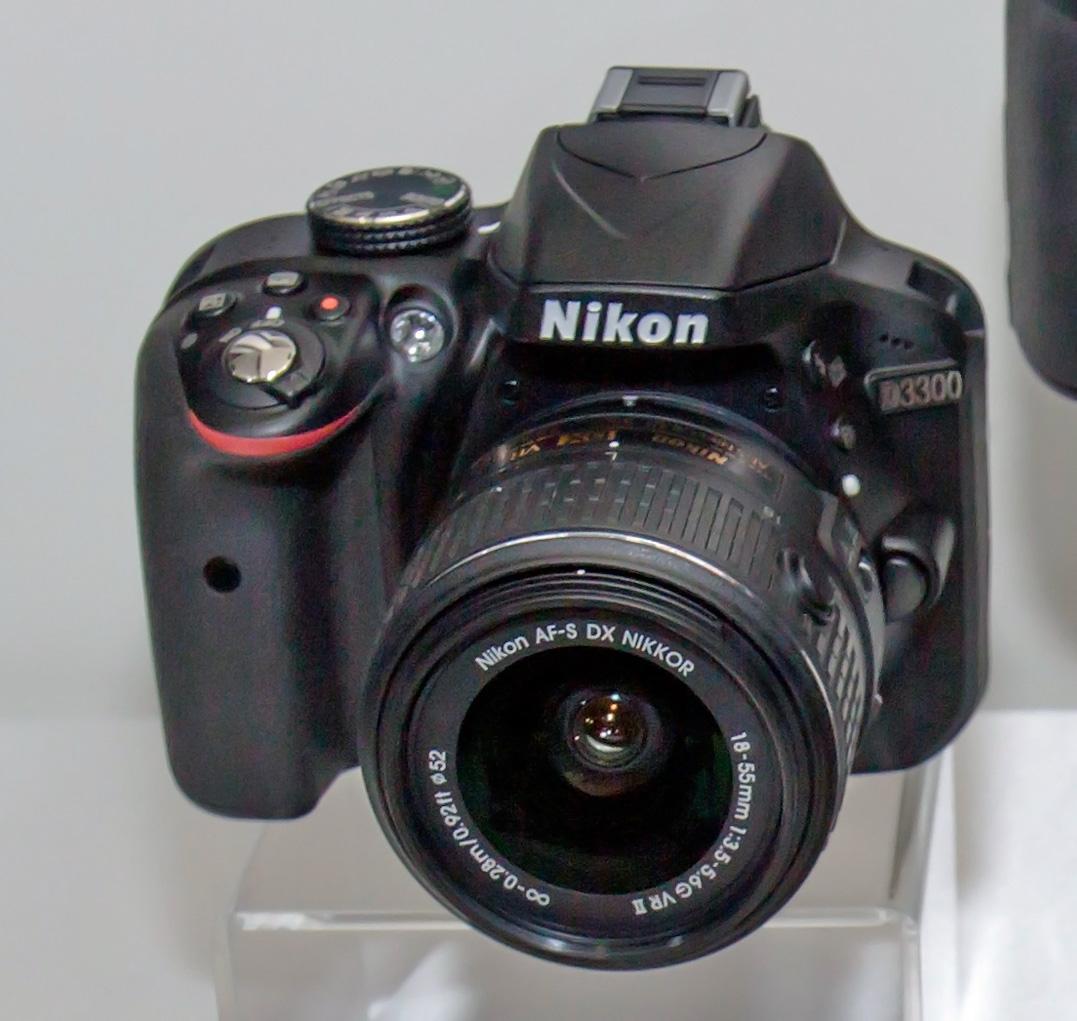 Camera New Nikon Dslr Cameras 2014 nikon d3300 wikipedia