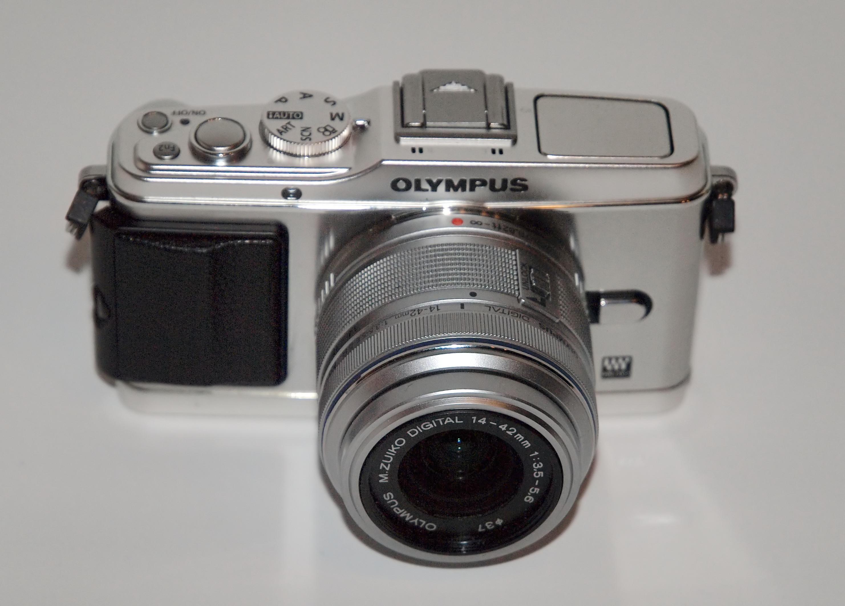 Olympus PEN E-P3 - Wikipedia