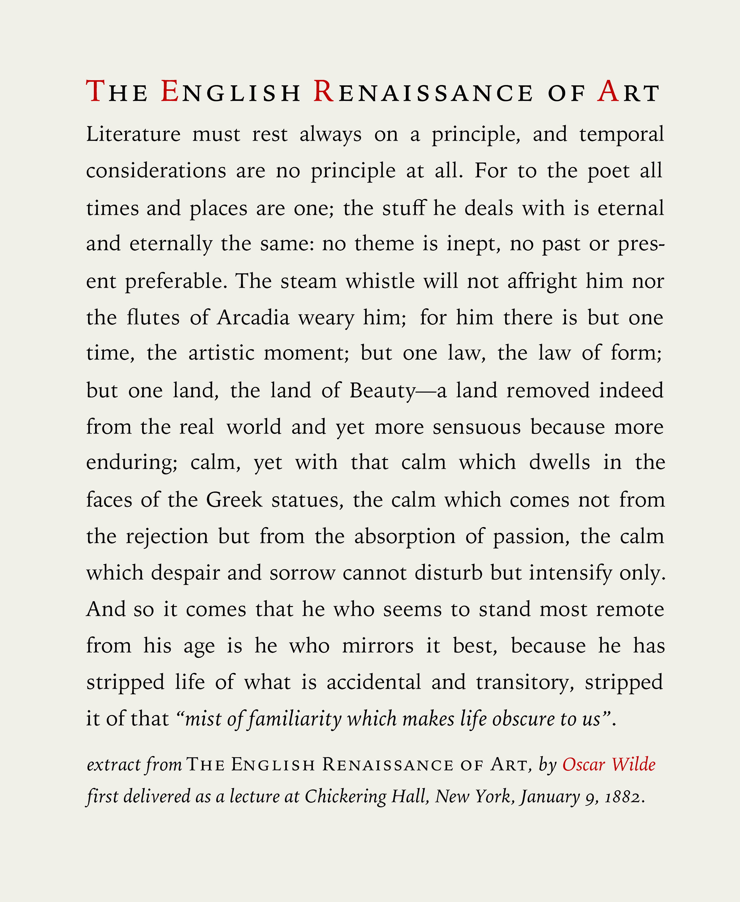 small essays in english small essays in english english essays typography text typeset example in iowan old style r italics and small caps optimized at approximately