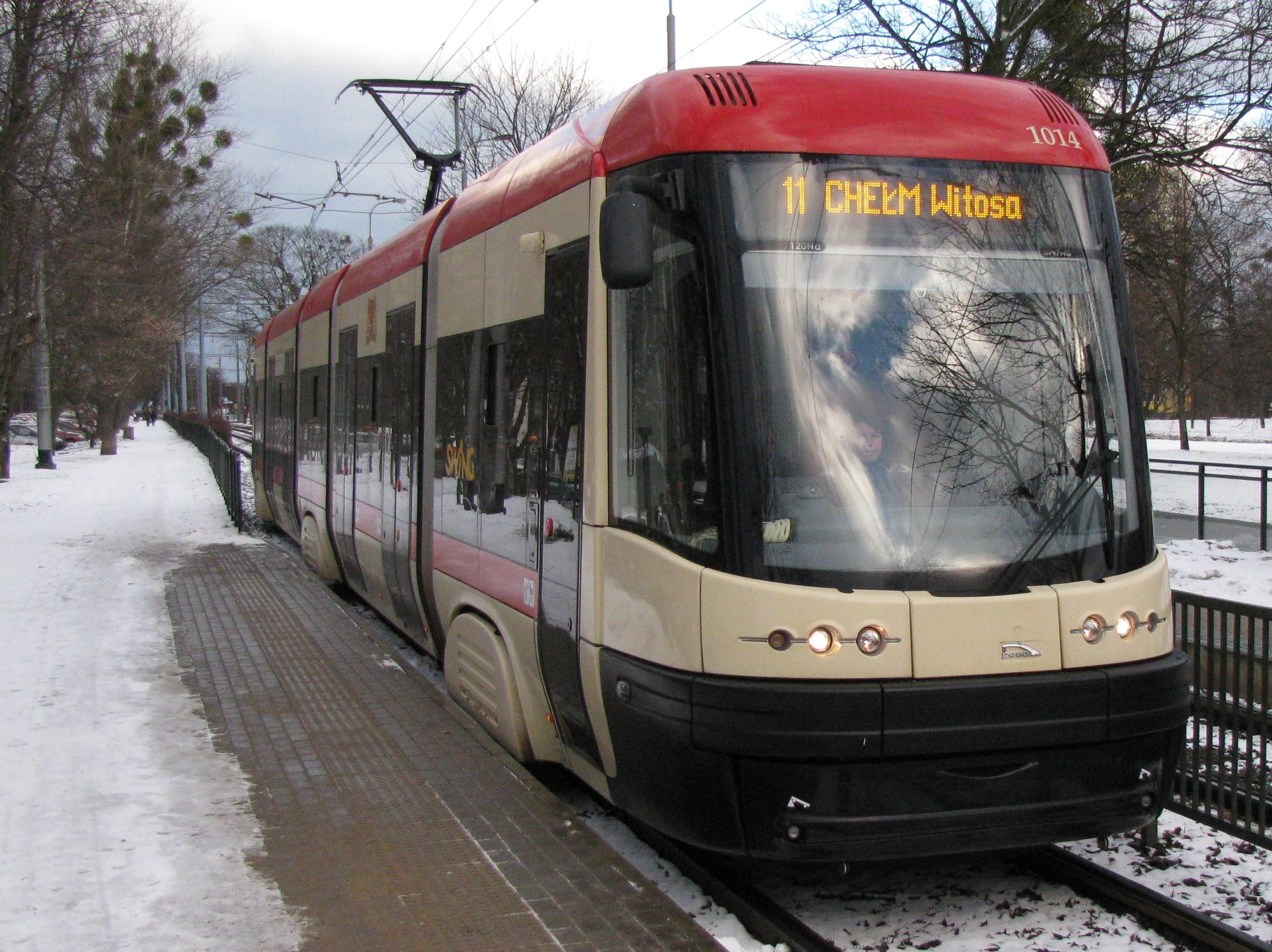Wspaniały Trams in Gdańsk - Wikipedia XS36
