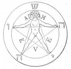 CREDO dans CHRISTIANISME, ISLAMISME, JUDAISME Pentagram_with_one_point_up_(de_Guaita)