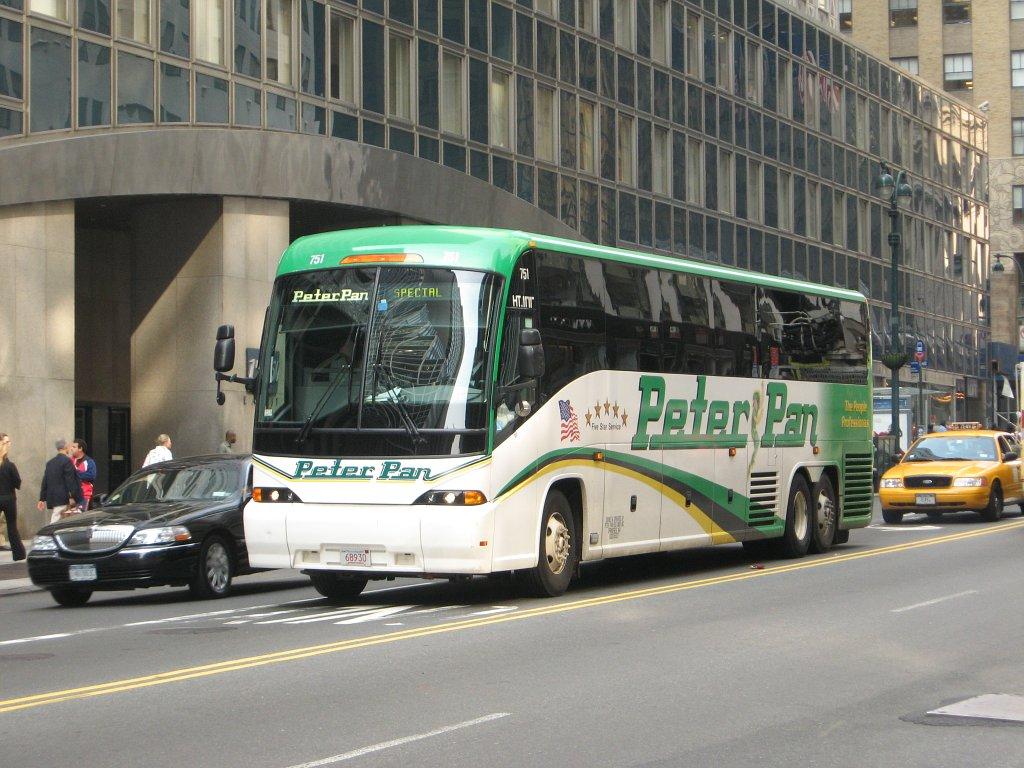 Peter Pan Bus Lines Wikip 233 Dia