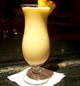 Rum Drink of the Week: Piña Colada