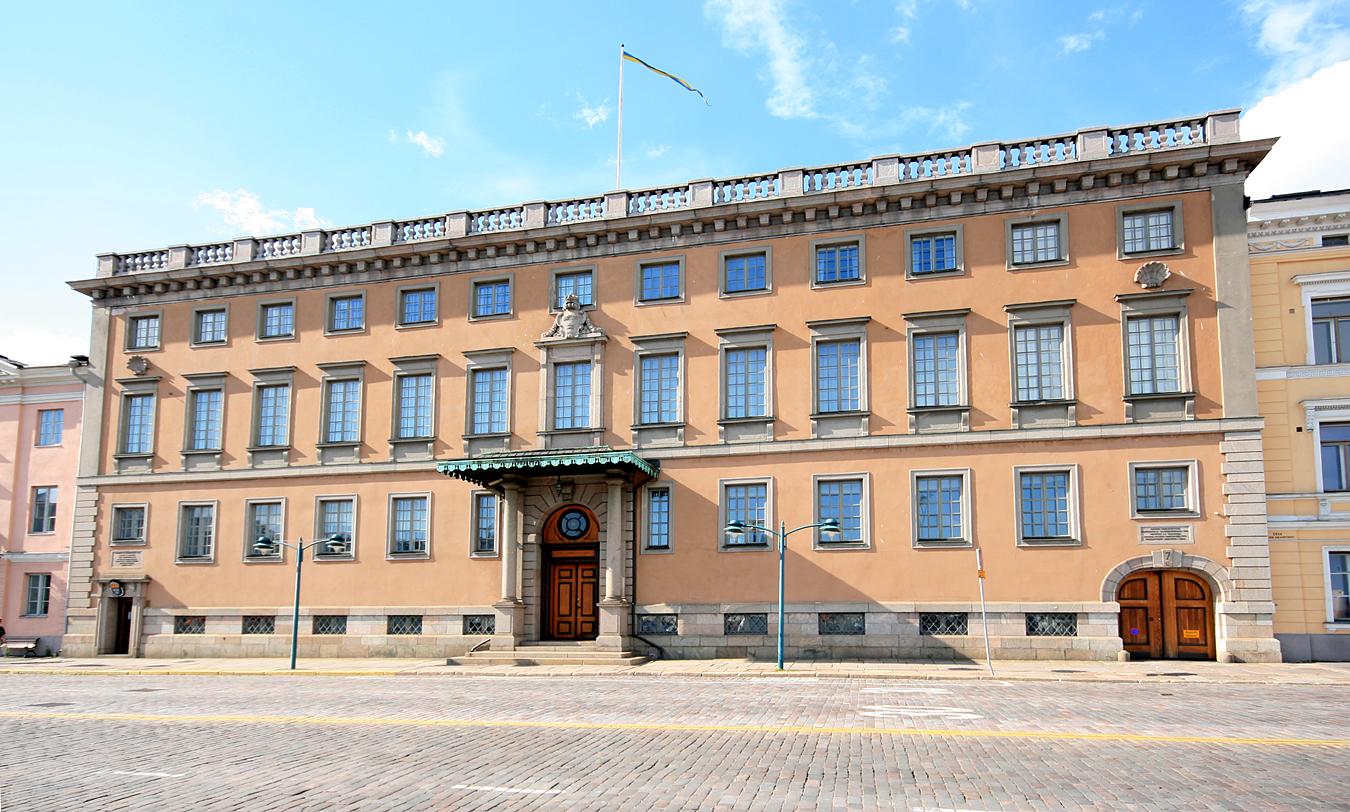 Ny finsk ambassador i stockholm