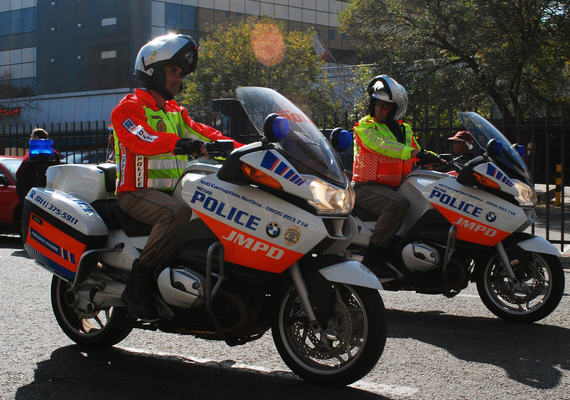 File Police Motorcycles In South Wikimedia