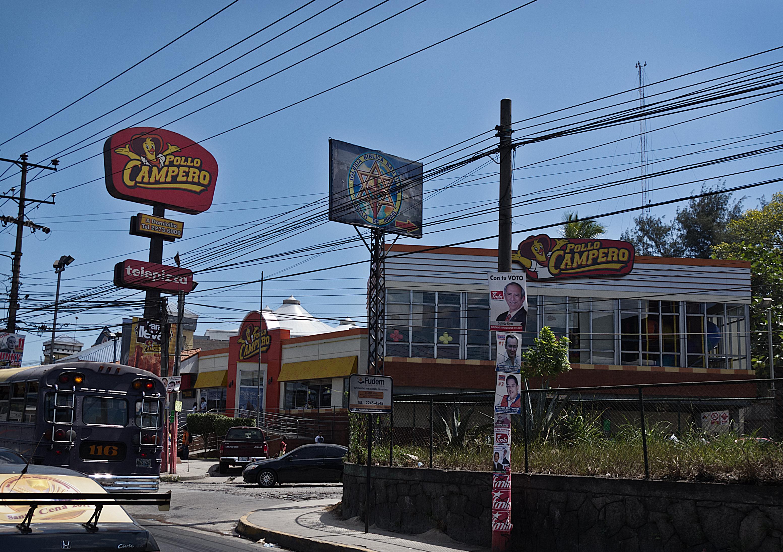 El Salvador Restaurant In Elizabeth Nj