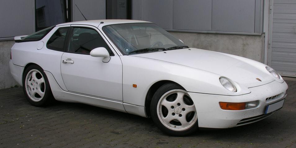 File Porsche 968 Cs Seitenansicht Jpg Wikimedia Commons