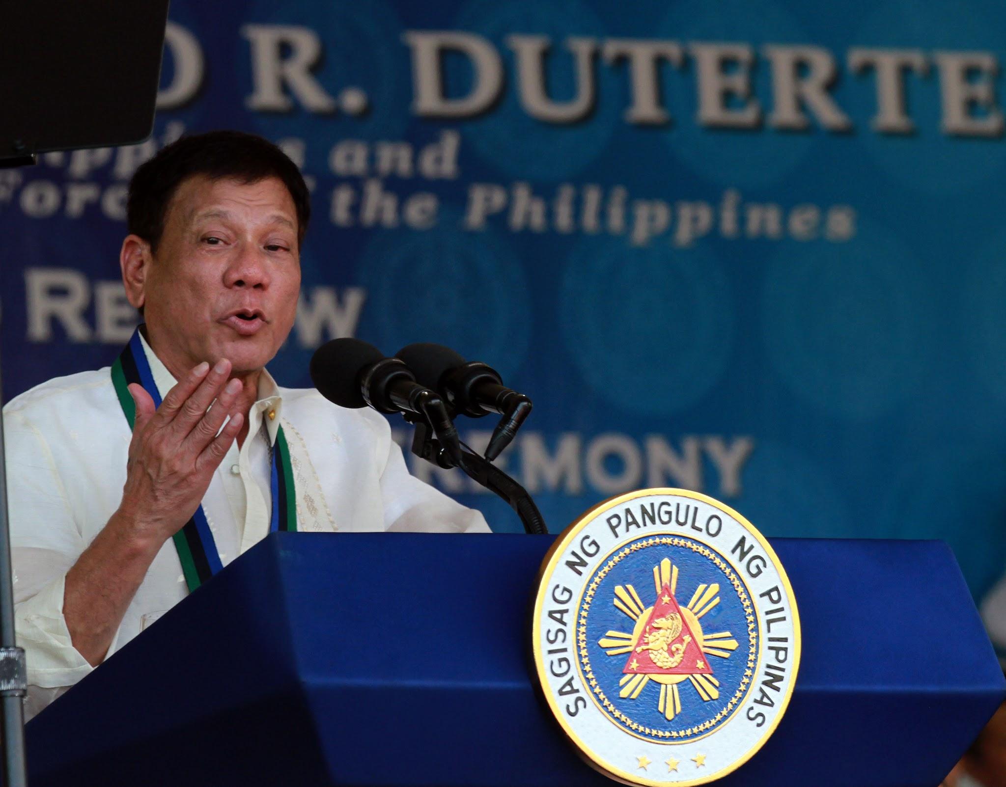 Bildergebnis für Rodrigo Duterte public domain