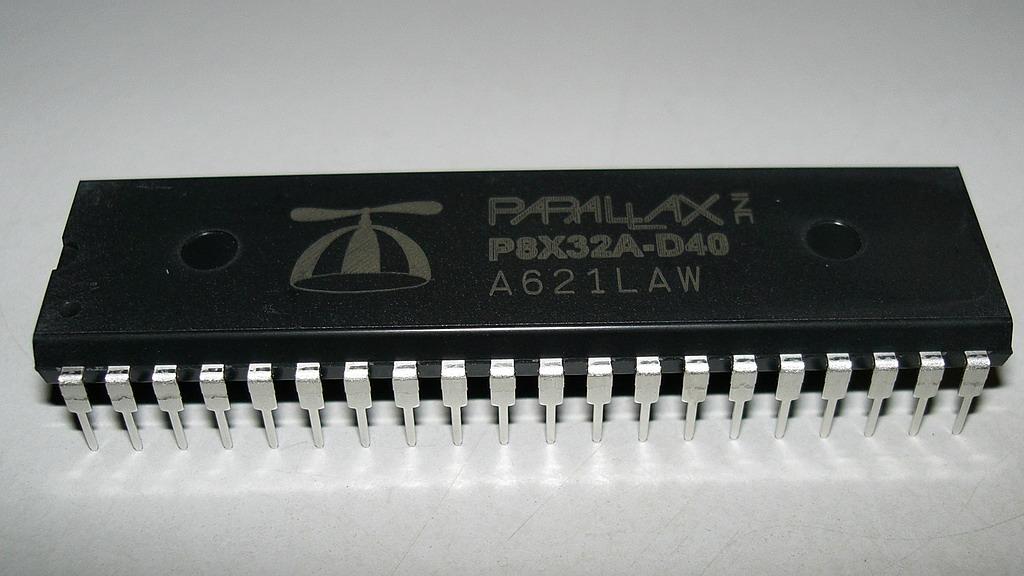 parallax propeller wikipedia rh en wikipedia org Integrated Circuit IC Integrated Circuit