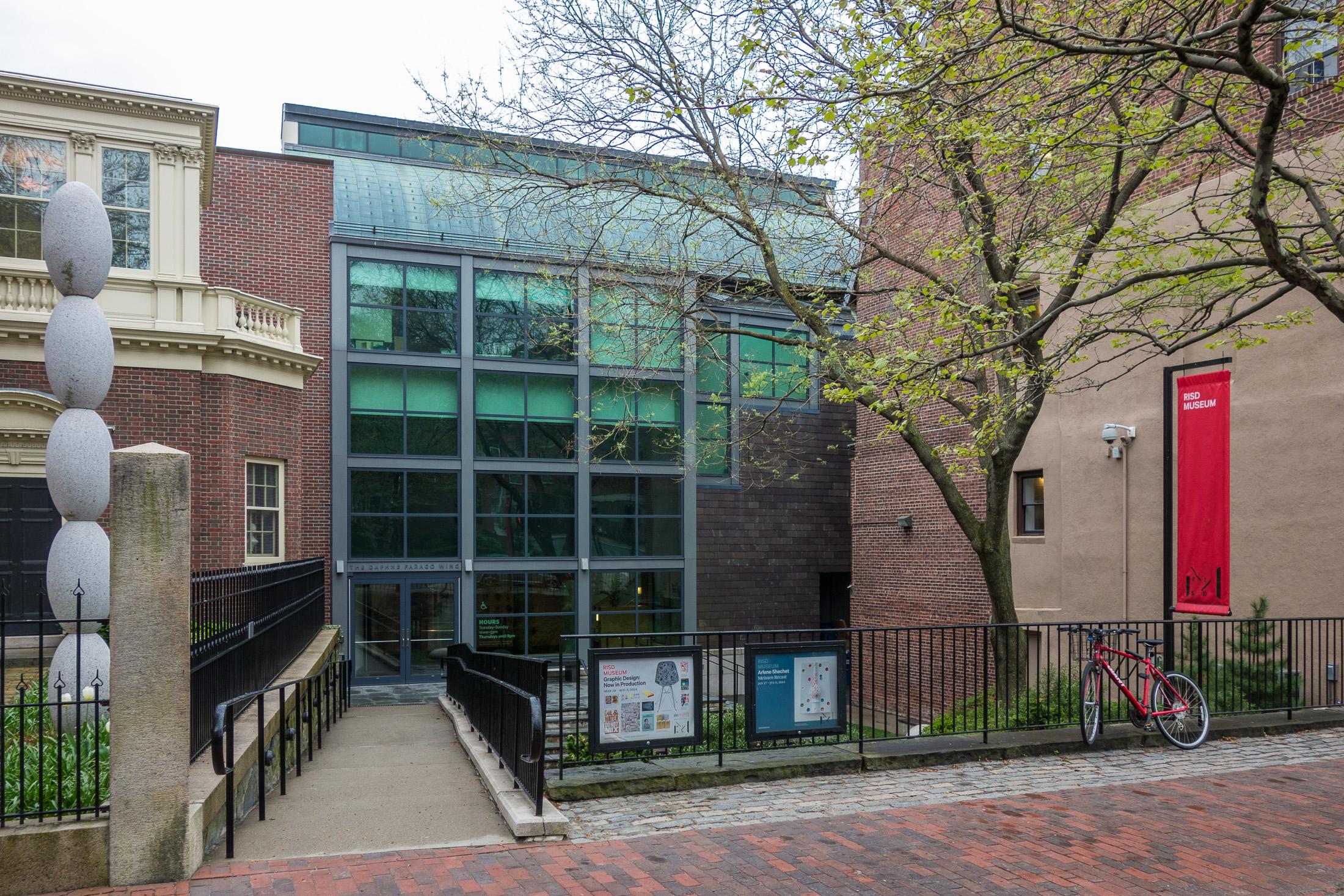About Rhode Island School Of Design