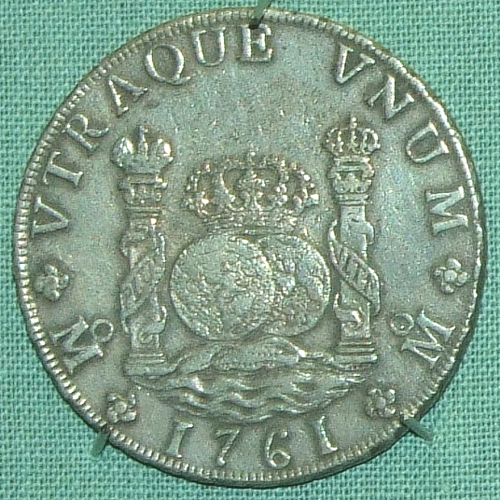 Depiction of Peso mexicano