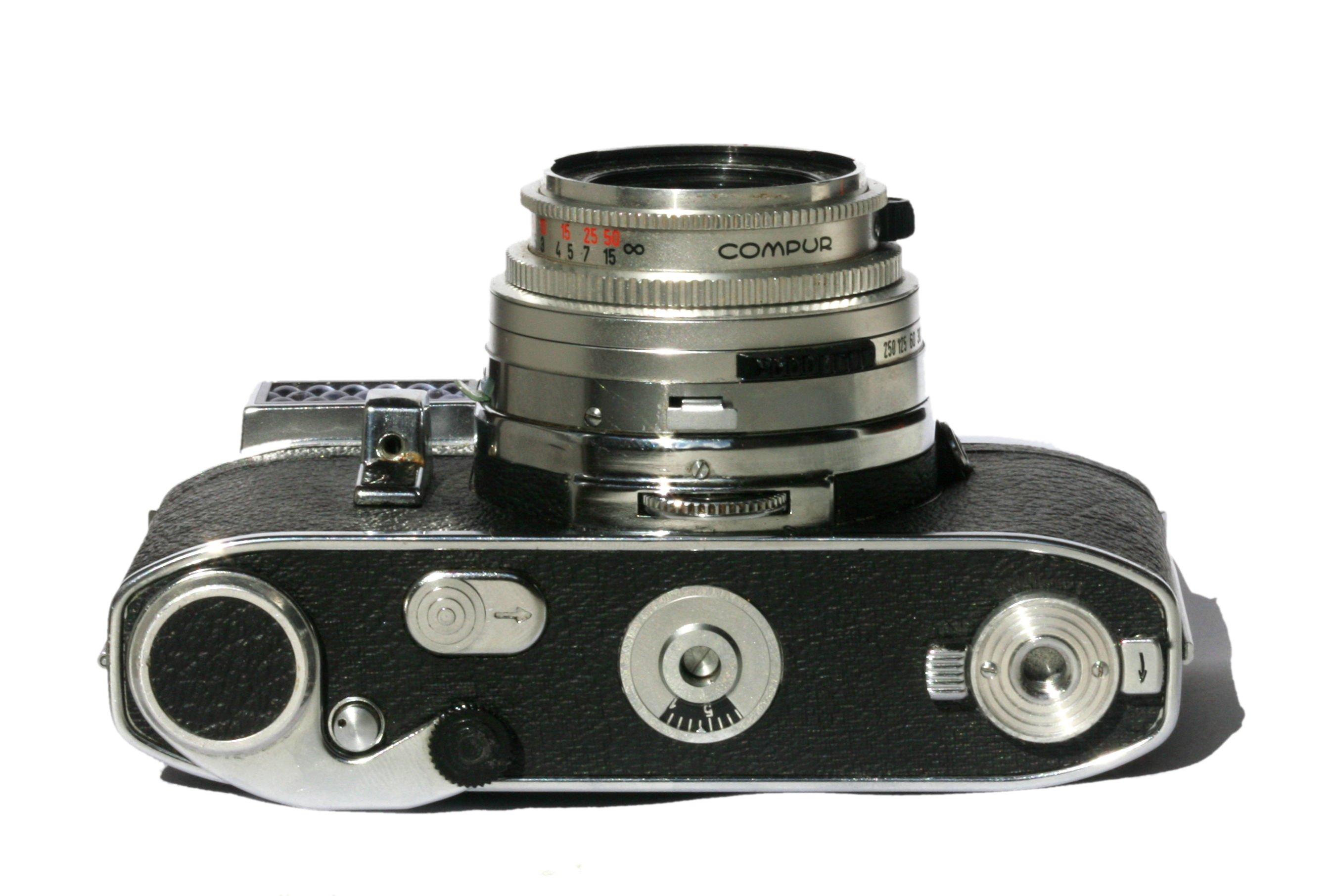S /& III Guide Book Kodak Retina Reflex More Camera Instruction Manuals Listed