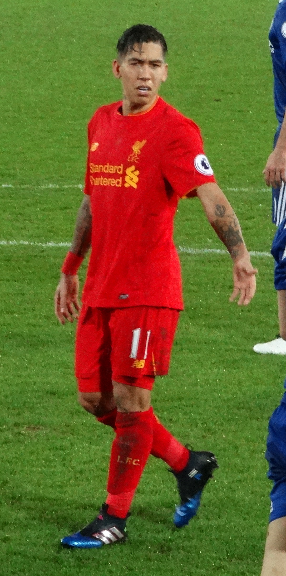 Roberto Firmino, Liverpool forward