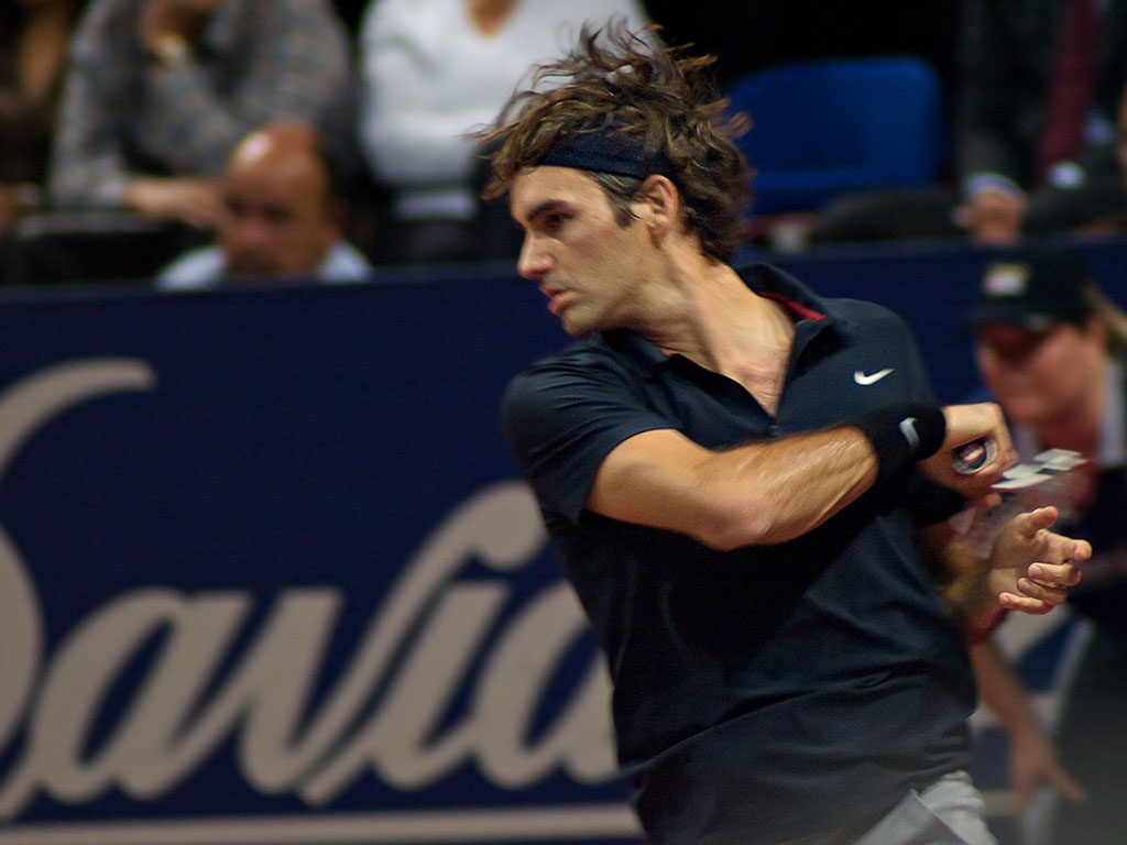 Roger Federer Tennis Gallery Wallpaper