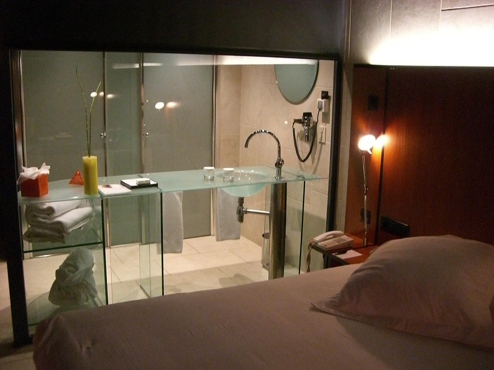 Princess Hotel Room