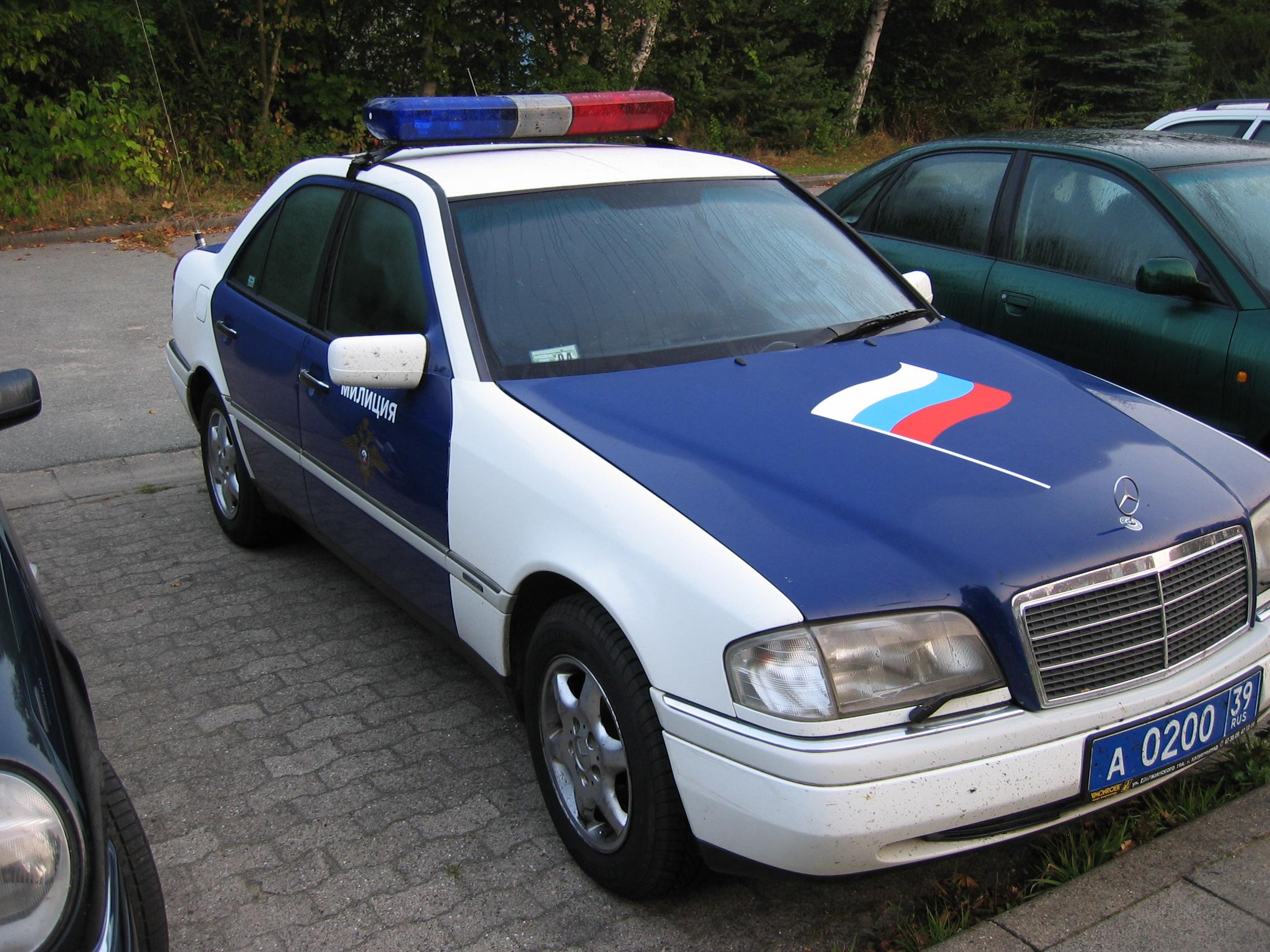 Russian Car 17