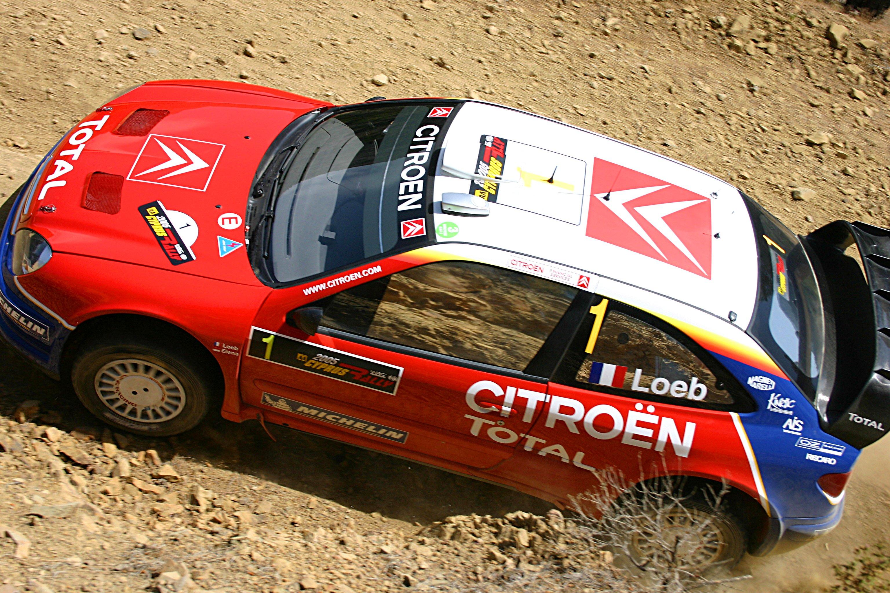 S%C3%A9bastien_Loeb_-_2005_Cyprus_Rally_