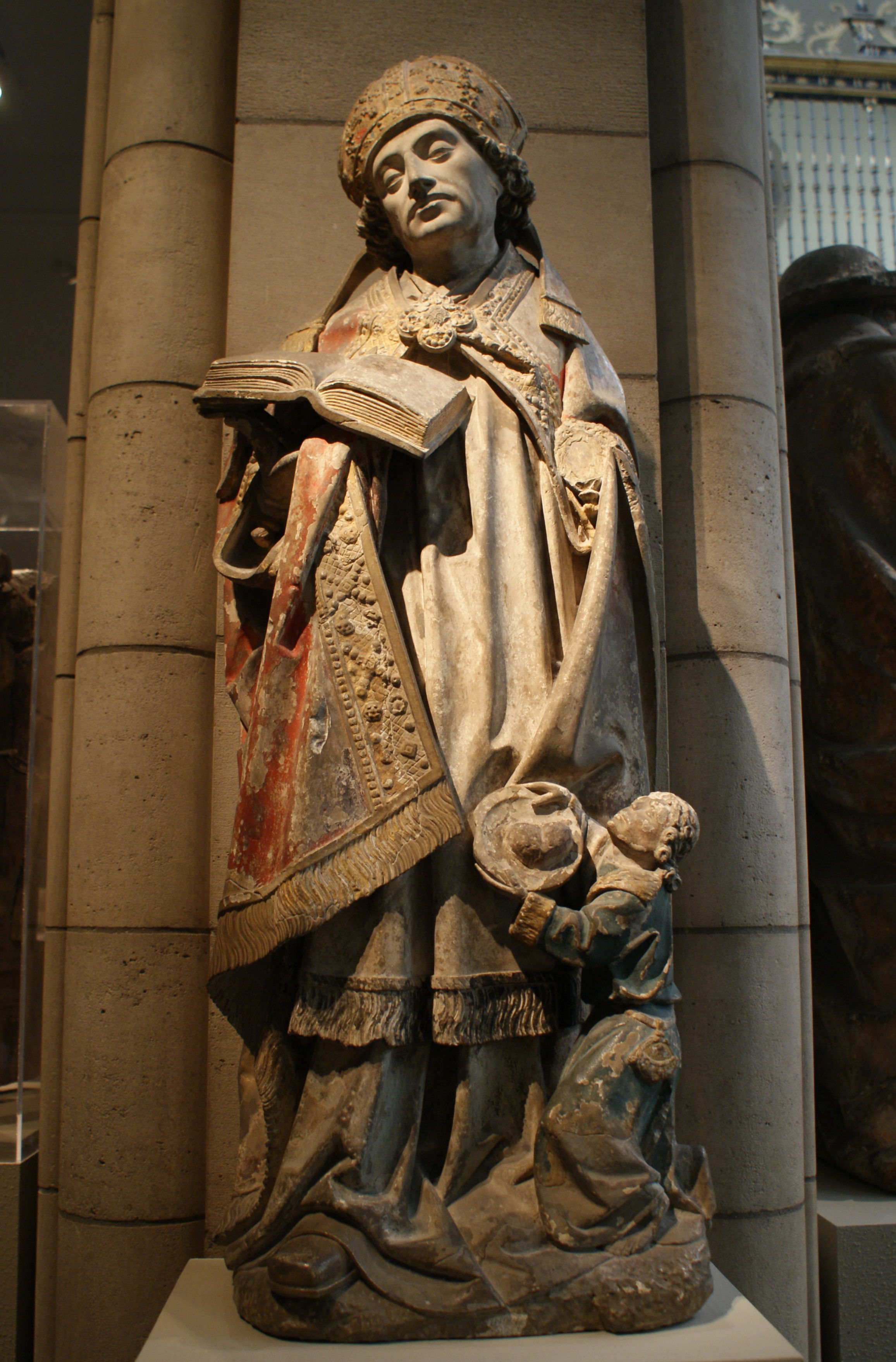 Poet Saint Augustine
