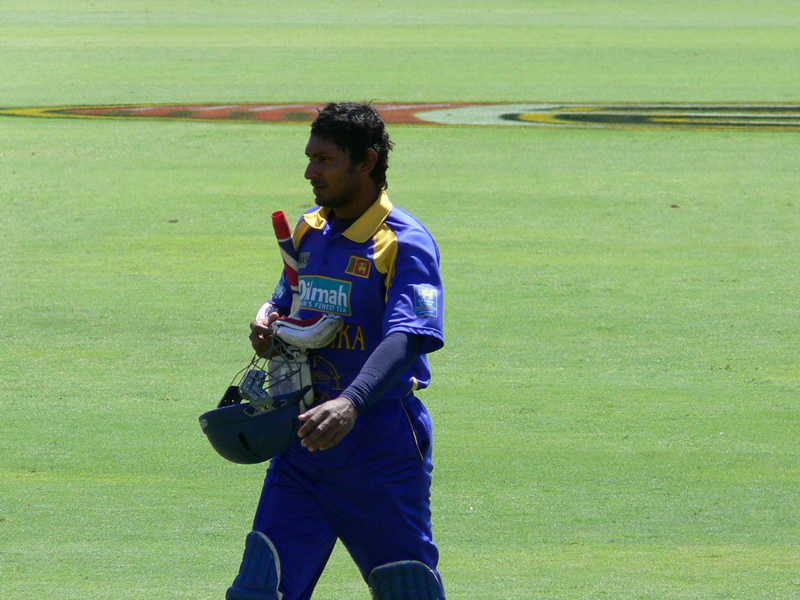 Kumar Sangakkara (Cricketer)