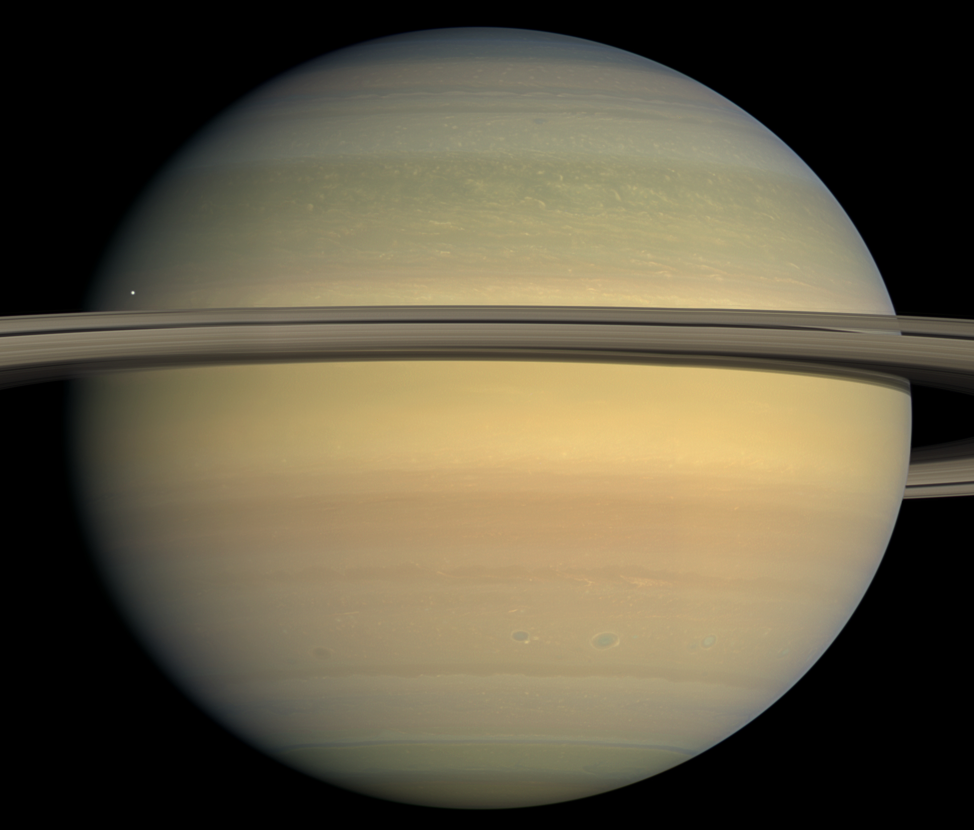 saturn planet real color - photo #22