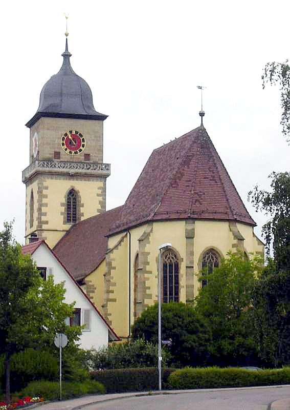 Schwieberdingen - Wikipedia