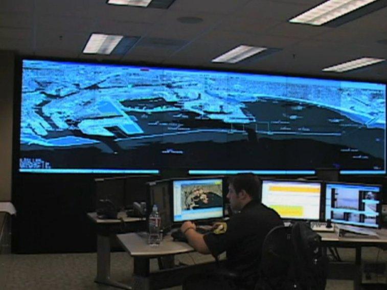 File Security Center Port Of Long Beach Jpg Wikimedia